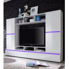 Texas Entertainment Wall Unit with Shelving-3