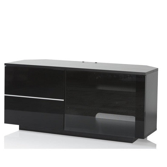 Arizona Corner TV Cabinet in Black
