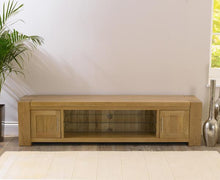 Coventry Large 180CM TV Unit With Two Shelves-1