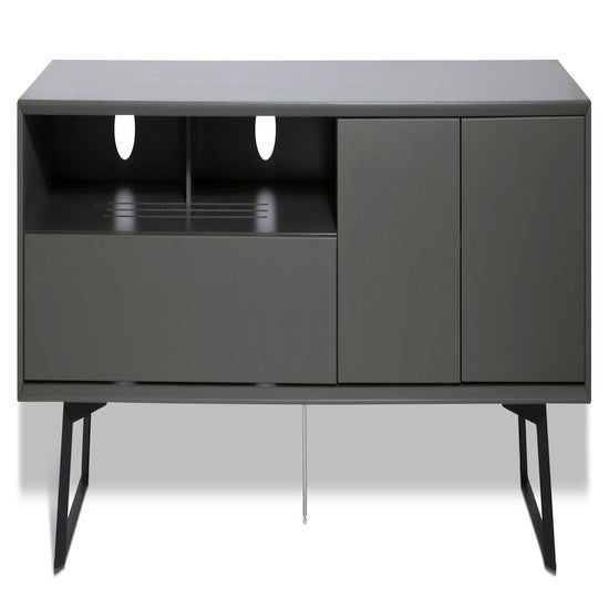 Extra Large With open soundbar shelf TV Stand