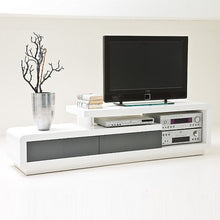 Francisco High Gloss Plasma TV Console 5