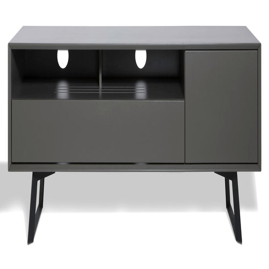 Large size soundbar shelf With Steel Legs TV Stand