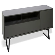 Large size soundbar shelf With Steel Legs TV Stand-2