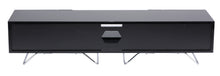 Large TV Stand With Two Shelf And One Drawer-1