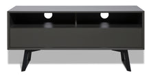 Medium Soundbar shelf With Steel Legs TV Stand-1
