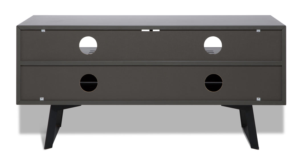 Medium Soundbar shelf With Steel Legs TV Stand