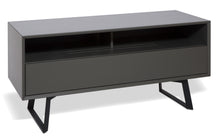 Medium Soundbar shelf With Steel Legs TV Stand-2