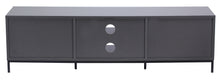 Medium Two open and 4 Covered Shelf Medium Size TV Stand-4