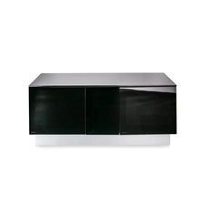 Medium Unfolding IR Friendly Doors Stylish TV Stand-2