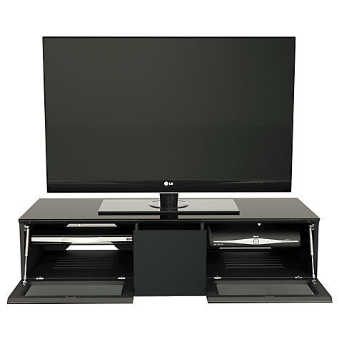 Medium Unfolding IR Friendly Doors Stylish TV Stand-1