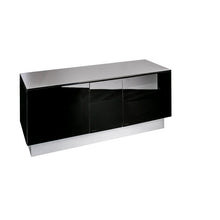 Medium Unfolding IR Friendly Doors Stylish TV Stand-4