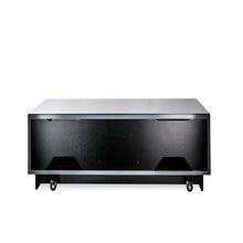 Medium Unfolding IR Friendly Doors Stylish TV Stand-8