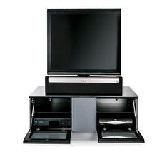 Medium Unfolding IR Friendly Doors Stylish TV Stand-5
