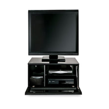 Small IR Friendly Doors With Multiple Shelves TV Unit-15