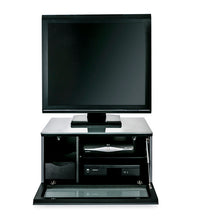 Small IR Friendly Doors With Multiple Shelves TV Unit-9