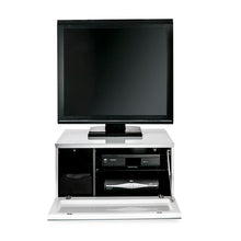 Small IR Friendly Doors With Multiple Shelves TV Unit-3