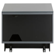 Small IR Friendly Doors With Multiple Shelves TV Unit-6