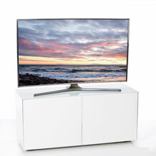 Denver TV Stand in White High Gloss