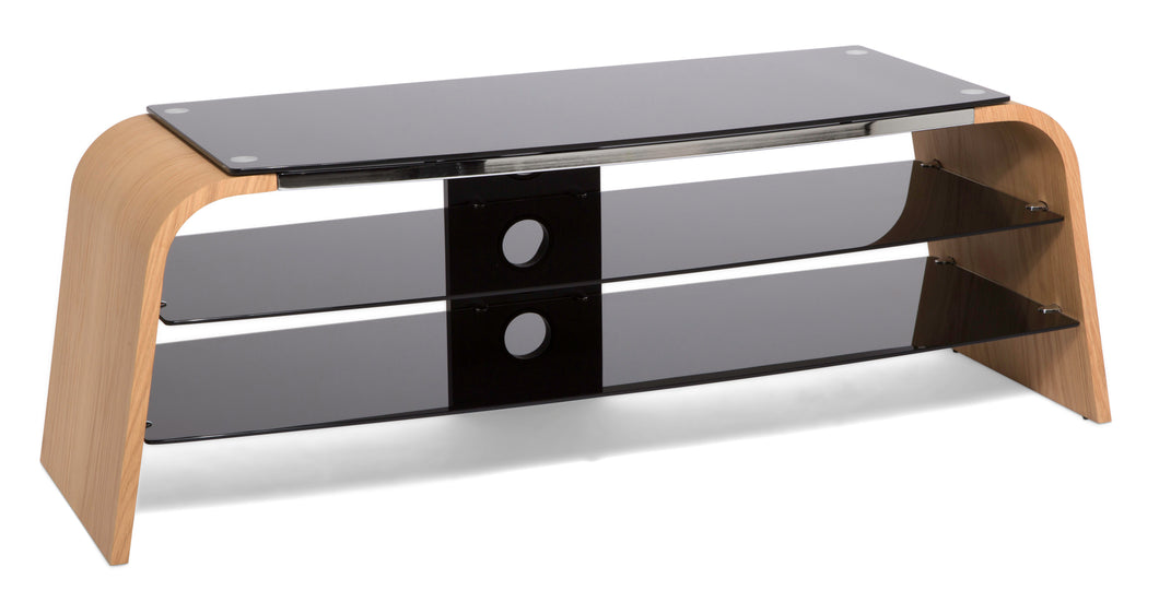 King Size Curved Edges TV Stand