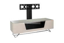 Steel frame Sturdy Legs Medium TV Cabinet Ivory