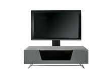 Steel frame Sturdy Legs Medium TV Cabinet Grey 4