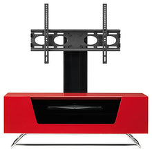 Steel Legs IR Friendly Door TV Stand-14