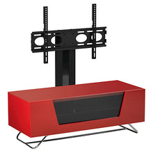 Steel Legs IR Friendly Door TV Stand-9