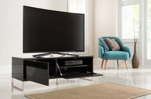 Steel Legs With wall Mount option TV stand
