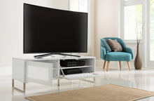 Steel Legs With wall Mount option TV stand-7