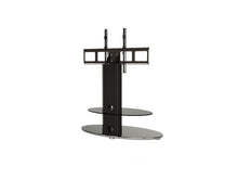 Strengthen Glass Dual Shelf TV Stand-4