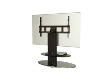 Strengthen Glass Dual Shelf TV Stand-3