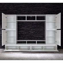 Texas Entertainment Wall Unit with Shelving-5