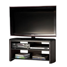 Triple Shelves Passive Ventilation Strong TV Stand-5