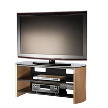 Triple Shelves Passive Ventilation Strong TV Stand-2