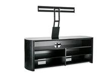 Two Shelf With Sound bar Ready TV Stand-2