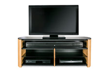Two Shelf With Sound bar Ready TV Stand-6