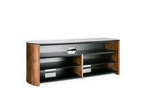 Two Shelf With Sound bar Ready TV Stand-9
