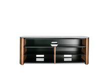 Two Shelf With Sound bar Ready TV Stand-11