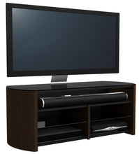 Two Shelf With Sound bar Ready TV Stand-8
