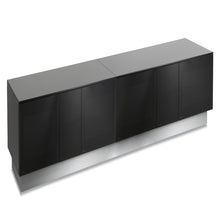 XXL  Adjoining Large spacious TV Stand With IR Friendly Doors-31