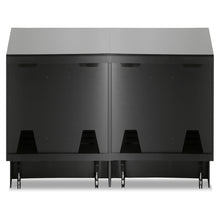 XXL  Adjoining Large spacious TV Stand With IR Friendly Doors 5