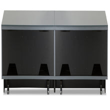 XXL  Adjoining Large spacious TV Stand With IR Friendly Doors-2