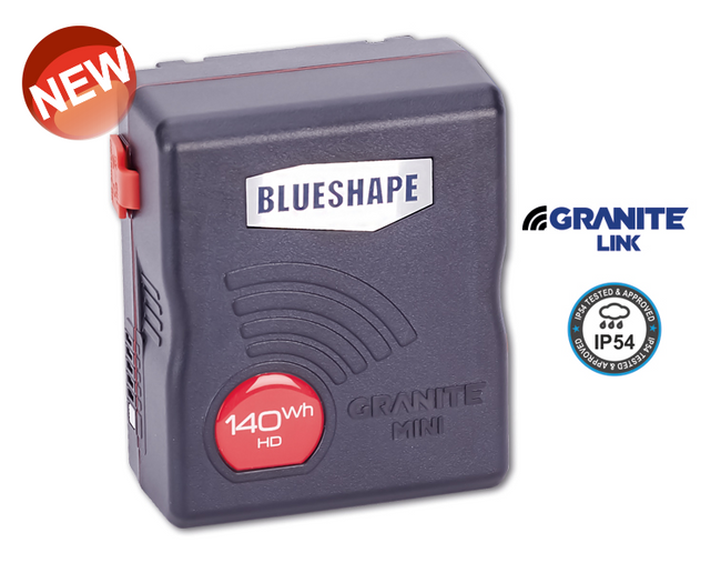 Blueshape Granite Mini 140w Li-ion Battery
