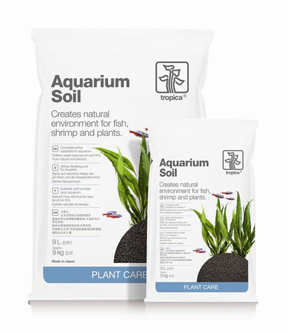 Aquarium Soil Powder 9 L - theplantguy