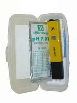 Milwaukee pH Tester with 1 point manual calibration, - theplantguy