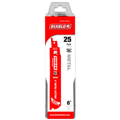 Diablo Steel Demon DS0614BF25 (25 Pack)