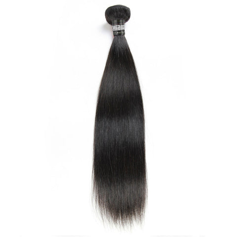 Brazilian Hair REMY 100% Natural Hair Weave Straight
