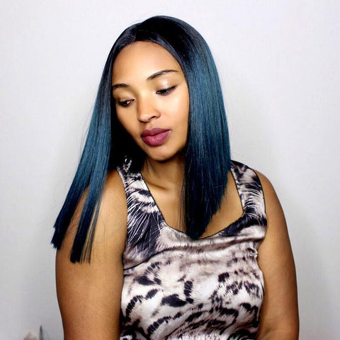 Front Lace Wig 14"