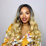 Front Lace Wig 28"