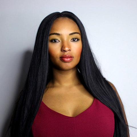 Front Lace Wig 26"